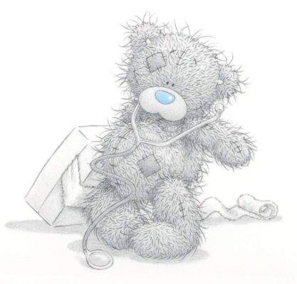 Мишка Тедди доктор