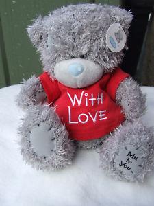 36c7b145e996 мишка Тедди Me to you 20 см в футболке WITH LOVE
