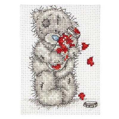 Of Love, схема для вышивки