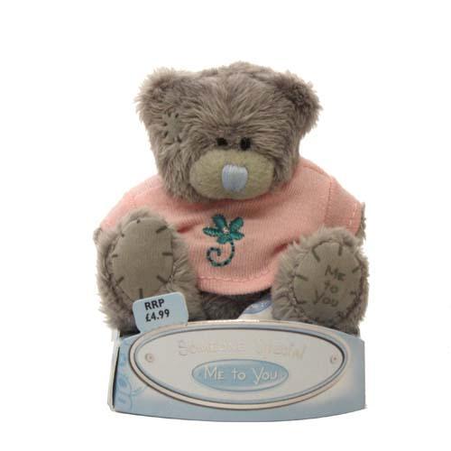 Мишка Тедди Me To You 7,5 см в свитере.