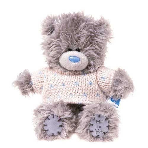 Мишка Тедди, мишка плюшевый, мишка в свитере, мишка me to you, Auntie.