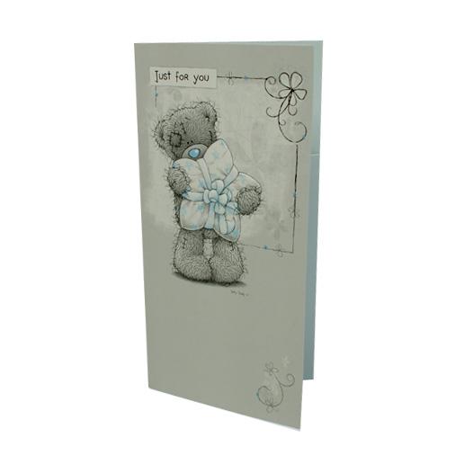 Мишка Тедди Me to You открытка Только для тебя